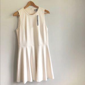 Ivory DKNY dress